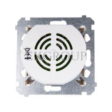 Simon 54 Dzwonek elektroniczny 70dB IP20 kremowy DDS1.01/41-215804