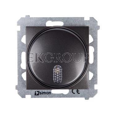 Simon 54 Dzwonek elektroniczny 70dB IP20 antracyt DDS1.01/48-215812