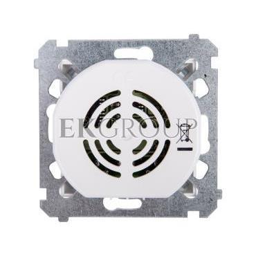 Simon 54 Dzwonek elektroniczny 12V 70dB IP20 biały DDT1.01/11-215696