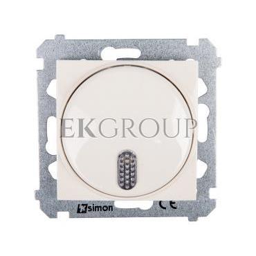 Simon 54 Dzwonek elektroniczny 12V 70dB IP20 kremowy DDT1.01/41-215698