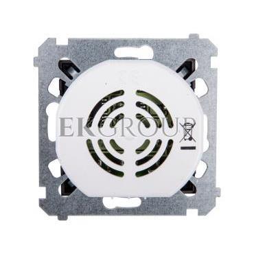 Simon 54 Dzwonek elektroniczny 12V 70dB IP20 antracyt DDT1.01/48-215705