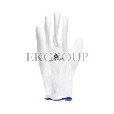 Rękawice High Tech do prac precyzyjnych białe rozmiar 10 VE702P10-217386