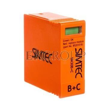 Moduł ogranicznika przepięć B C 30kA 1,5kV SPDMM30B C-275 85201018-216612