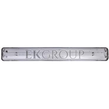 Oprawa przeciwwybuchowa 2x36W G13 IP65 2 Ikl. LINDA INOX HF ATEX EP (Strefa 22) 2ST311236H-204213