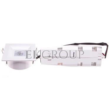 Oprawa LOVATO P LED 3W (opt. otwarta) 1h jednozadaniowa autotest biała LVPO/3W/B/1/SE/AT/WH-200810