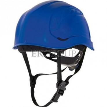 Hełm ochronny niebieski prace wysokościowe GRANITE PEAK-215942