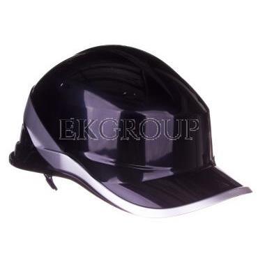 Hełm budowlany BASEBALL DIAMOND V czarny DIAM5NO-215958