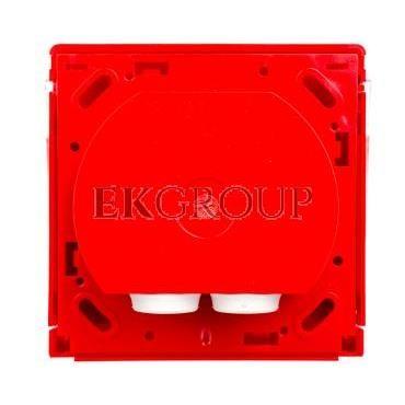 Ostrzegacz pożarowy reczny adresowalny, wtynkowy ROP-4001MH-216987