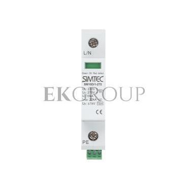 Ogranicznik przepięć Kl. D 1P 10kA SM10D/1P SIMTEC 85301000-216867