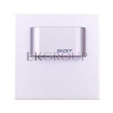Oprawa LED 0,4W TANGO mini stick SHORT G(alu) / W (biały) Aluminium IP56 MS-TMS-G-W-1-PL-00-01-203427