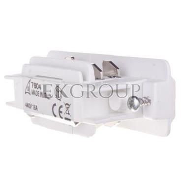 Łącznik liniowy do szynoprzewodu 3P N owalny biały IV7604-10-W31-207366