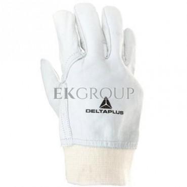 Rękawice ze skóry licowej koziej, ściągacz w nadgarstku rozmiar 9 51FEDF09-217396