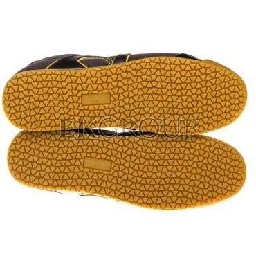 Półbuty ze skóry cielęcej i Mesh, podeszwa z poliuretanu i kauczuku, podnosek i wkładka kompozytowa rozmiar 40 DSPIRSPNO40-21721