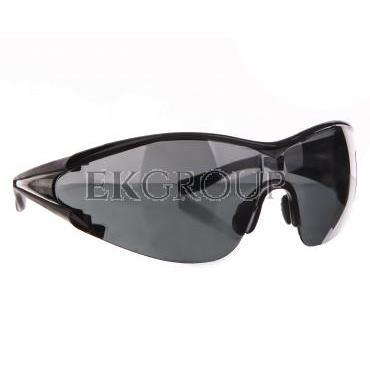Okulary z poliwęglanu, szare, Uv400 EGONGRFU-216927