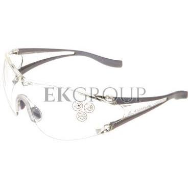 Okulary z poliwęglanu, bezbarwne, Uv400 EGONGRIN-216928