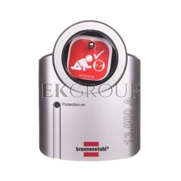 Adapter przepięciowy Primera-Line 13500A SP 230V srebrno-czarny 1506951-216849