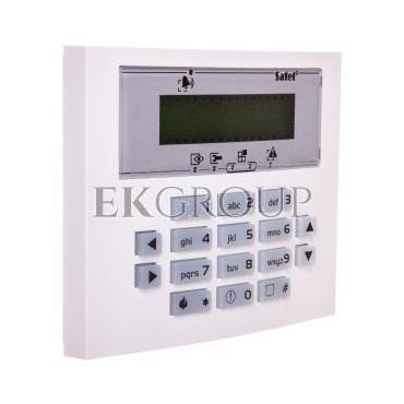 Manipulator LCD /zielone podświetlenie/ INTEGRA INT-KLCDS-GR-216071
