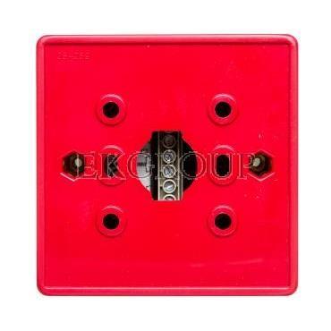 Ręczny Ostrzegacz Pożarowy (ROP), konwencjonalny, wewnętrzny, Satel ROP-100/PL-216950