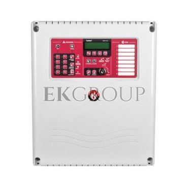 Centrala Sygnalizacji Pożaru (CSP), konwencjonalna, 8 linii, Satel CSP-208-215191