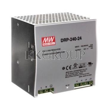 Zasilacz impulsowy stabilizownay 90-264V AC/ 12V DC 2A czarny PSD12020-218798