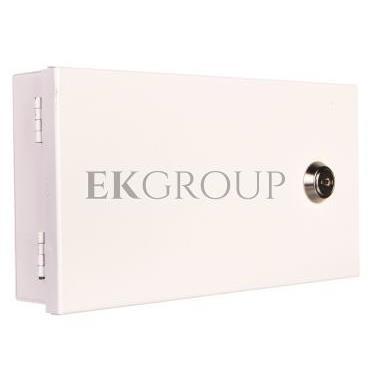 Obudowa klawiatury uniwersalna 215x115x40mm natynkowa biała LED/B Satel Pulsar AWO352-214990
