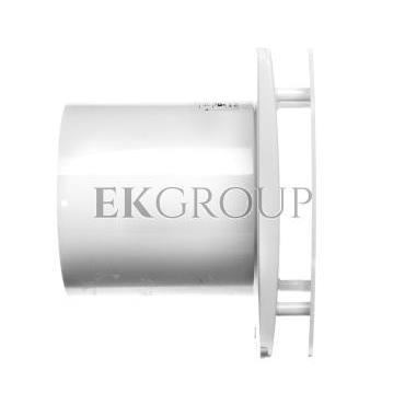 Wentylator osiowy fi 100 230V 14W 88m3/h 33dB standard biały 100LD-218104