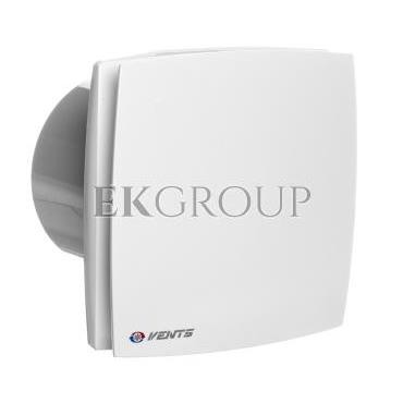 Wentylator łazienkowy fi 125 230V 16W 180m3/h 35dB standard biały 125LD-218110