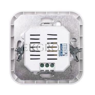 Czujnik ruchu / instalacja 2 i 3 żyłowa/ 500W 160 stopni biały OR-CR-220-215289