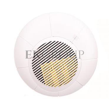 Dzwonek eletroniczny bateryjny 9V IP20 85dB biały KAKADU-215750