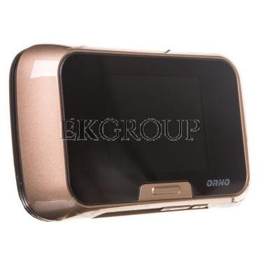 Wideo wizjer do drzwi z funkcją nagrywania 2,8cala 3XAA OR-WIZ-1101-218404