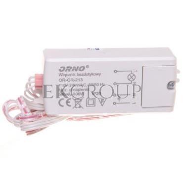 Włącznik bezdotykowy 5A 800W 110-240V AC OR-CR-213-207497