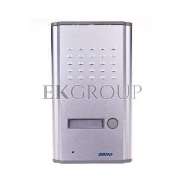 Zestaw domofonowy jednorodzinny FOSSA biały/ srebny OR-DOM-RL-901-215460
