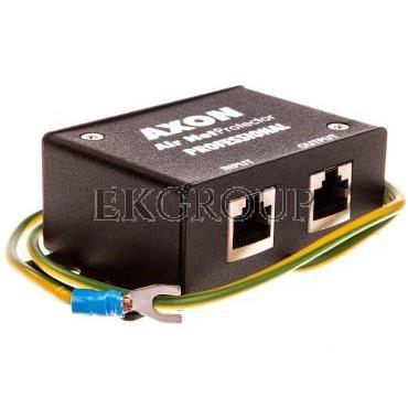 Urządzenie zabezpieczające ACAR AXON AIR NET Protector Professional czarny (2xRJ45) AZP-AXONAIRPRO--5-216408