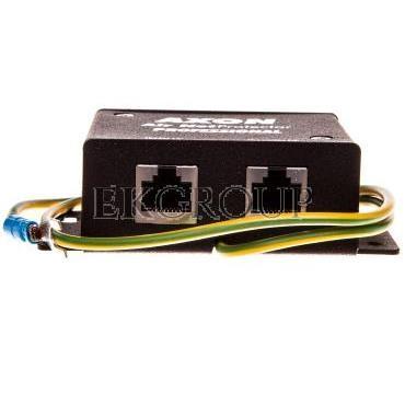 Urządzenie zabezpieczające ACAR AXON AIR NET Protector Professional czarny (2xRJ45) AZP-AXONAIRPRO--5-216409