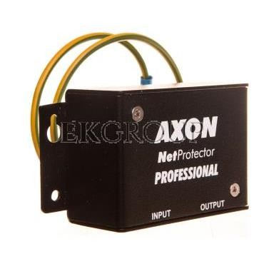 Urządzenie zabezpieczające ACAR AXON NET Protector Professional czarny (2xRJ45)-216416
