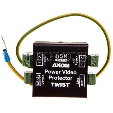 Urządzenie zabezpieczające ACAR AXON Power Video Protector TWIST-216421