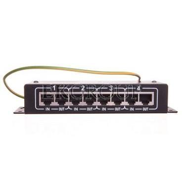 Urządzenie zabezpieczające ACAR AXON PRO Video IP Protector 4 PoE PLUS AZP-AXONPROVideoIPP4PoE -0-216422