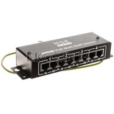 Urządzenie zabezpieczające AXON PoE MULTI NET Protector (8XRJ45)-216428