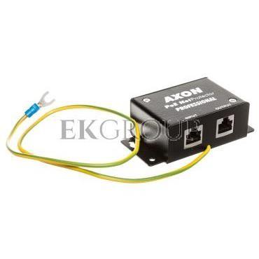 Urządzenie zabezpieczające AXON PoE NET Protector Professional (2xRJ45) AZP-AXONPoEPRO--5-216431