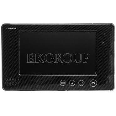 Wideo monitor bezsłuchawkowy 7cali LCD   zasilacz 15V DC otwieranie bramy VP OR-VID-VP-1009MV/B-218406