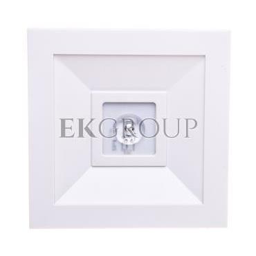 Oprawa awaryjna LED 3W 1h LOVATO N ECO LED 3W (opt. otwarta) jednozadaniowa biała LVNO/3W/E/1/SE/X/WH-200790