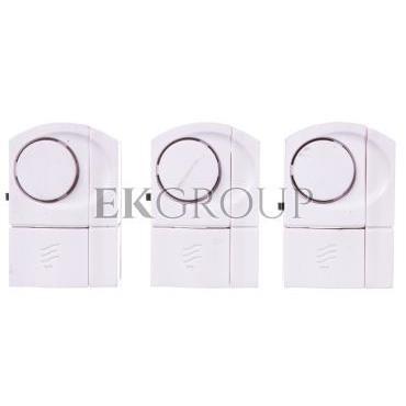 Zestaw mini alarmów okienno - drzwiowych OR-MA-708 /3szt./-218815