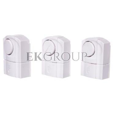Zestaw mini alarmów okienno - drzwiowych OR-MA-708 /3szt./-218816