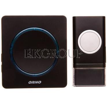 Dzwonek bezprzewodowy OPERA DC, bateryjny OR-DB-YK-118-215615