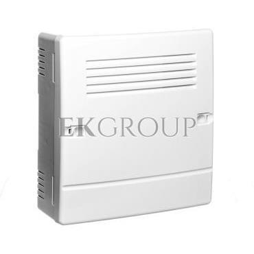 Płyta główna centrali alarmowej modułem komunikacyjnym i sygnalizatorem VERSA Plus-215201
