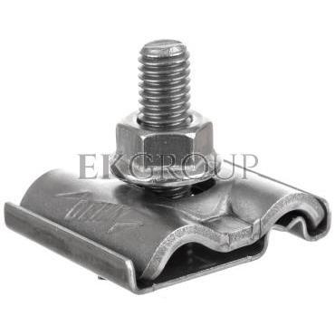 Zacisk uziemiający UNI M8 do drutu/ przewodu PE 4-50 mm2 NIRO 540250-218849