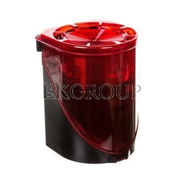 Sygnalizator optyczno-akustyczny 32 tony LED-EVS 24V AC/DC czerwony 444.110.75-217597