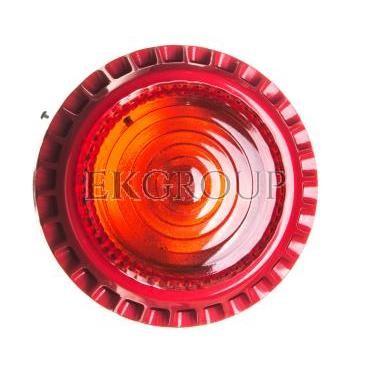 Sygnalizator akustyczno-optyczny 16-32,5V DC 100dB IP21C czerwony SA-K7-217592