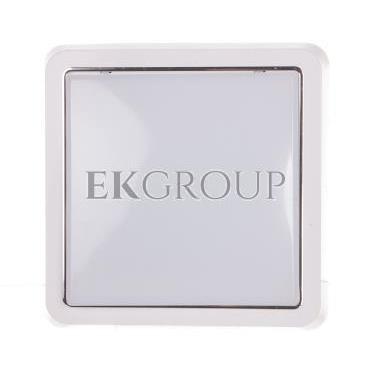 Plafoniera TONGA LED 12W 72xSMD2835 Epistar 230V IP20 1100lm 3000K poliwęglan mleczny OR-PL-354WLPM3-206164