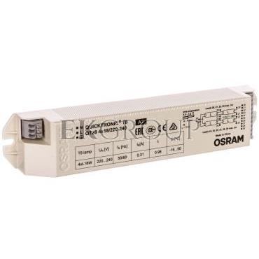 Statecznik elektroniczny QTz 8 4X18/220-240 4008321863362-207311